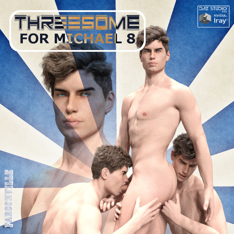 Threesome For Michael 8