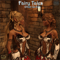 Fairy Tales - Elven Co-Eds