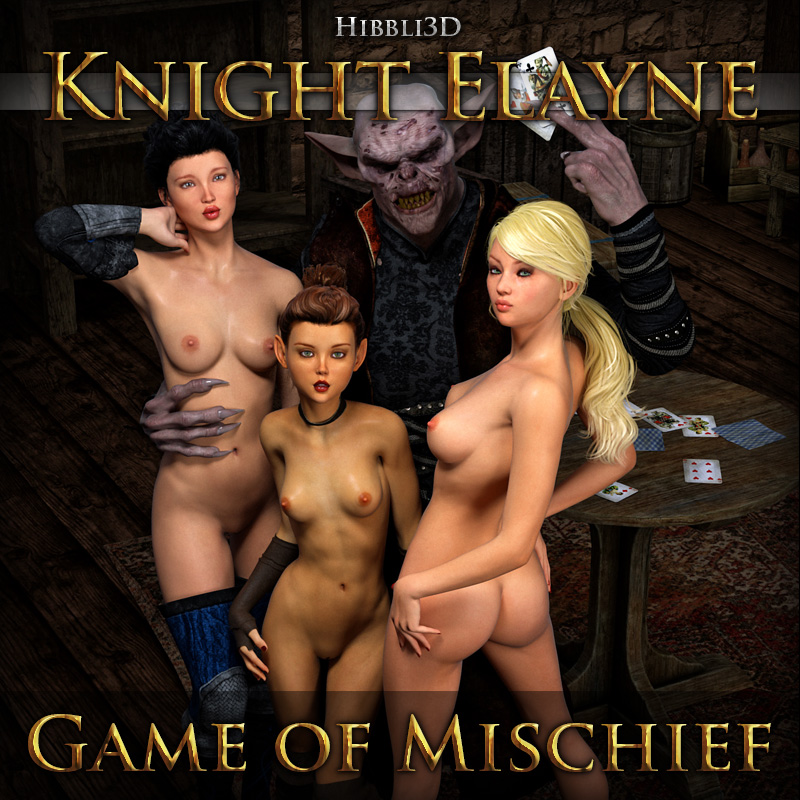 Knight Elayne - Game Of Mischief