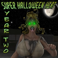 Super Halloween Heat: Year Two