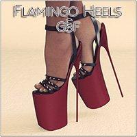 Flamingo Heels G3F