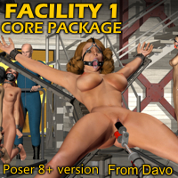 Facility 1 Core Package Poser