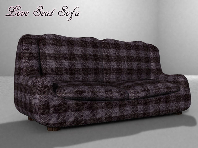 Newhere's Love Seat Sofa