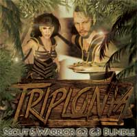 Triplonia Scout And Warrior G3 Bundle