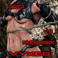 Arta VS MudShark Gallery Series