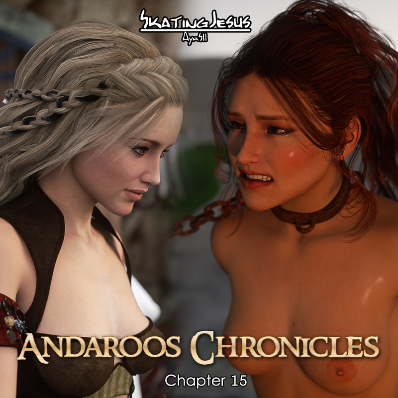 Andaroos Chronicles - Chapter 15