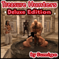 Treasure Hunters Deluxe Edition