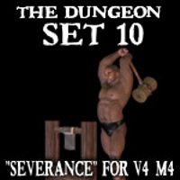 "Davo's Dungeon Set 10 ""Severance Package"""