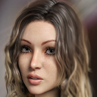 SC Samantha For Genesis 8 Female