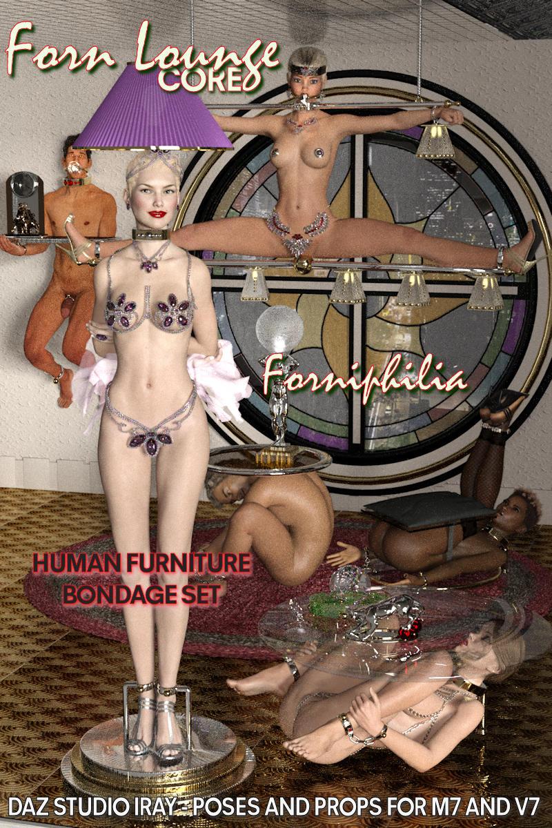 human furniture Bdsm