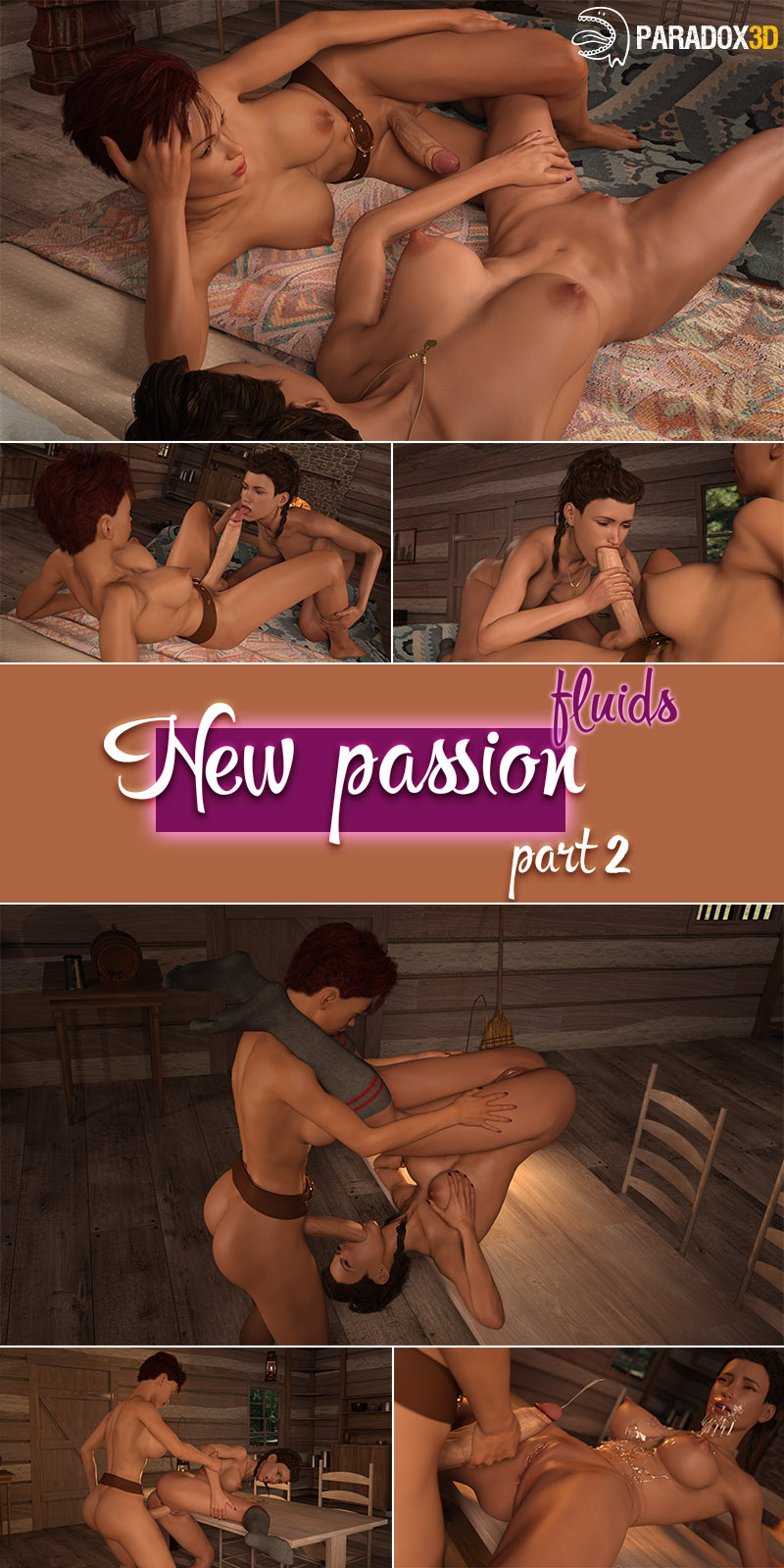 New Passion: Part 2 - Fluids