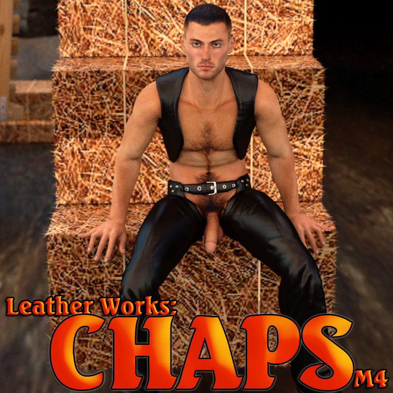 Leather Works: Chaps for M4