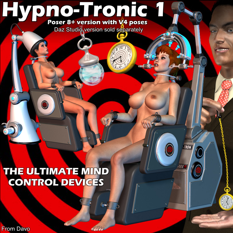 bondage hypnosis Mind control