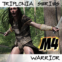 Triplonia Warrior For M4