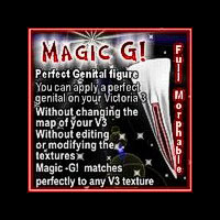Arduino's MagicPerfectG! for V3