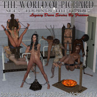 Legacy Davo World Of Pichard Set 5