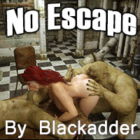 Blackadder's No Escape