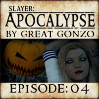 Slayer Apocalypse 04 - Halloween