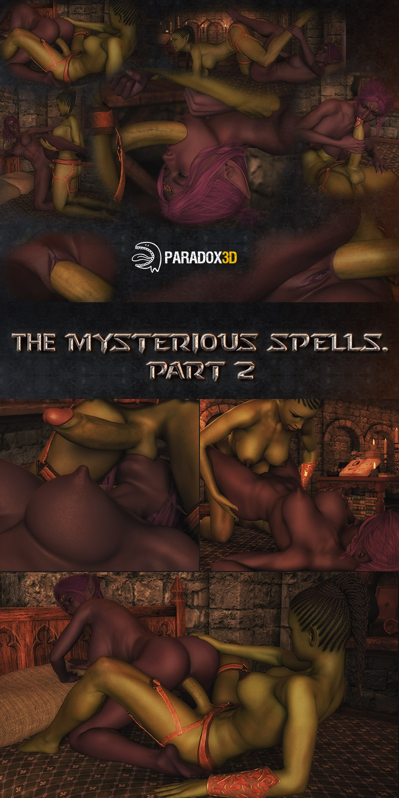 The Mysterious Spells: Part 2