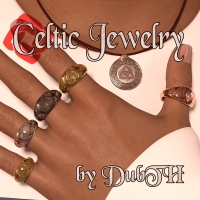 Celtic Jewelry For G3F/G3M/G8F/G8M