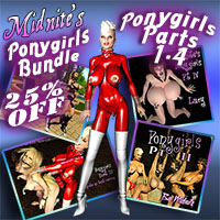 Ponygirls Bundle Of Fun