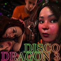 Lali Lite 3 - Disco Dragon - Part 3