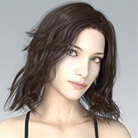 Tara For Genesis 8 Female