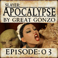 Slayer: Apocalypse 03