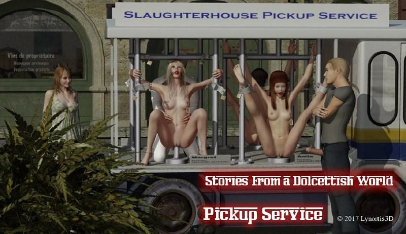 Dolcett bdsm PorkChop, cannibal,